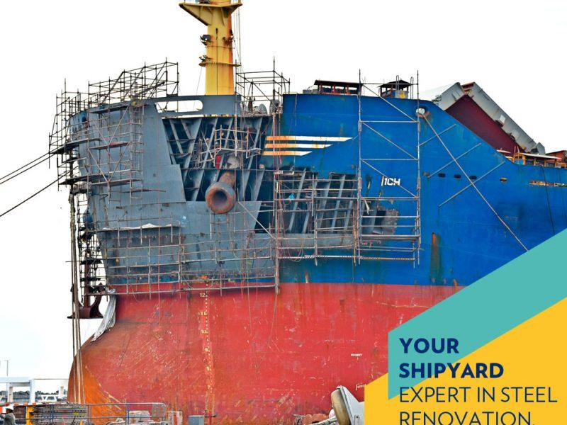 Steel Renewal Vessel