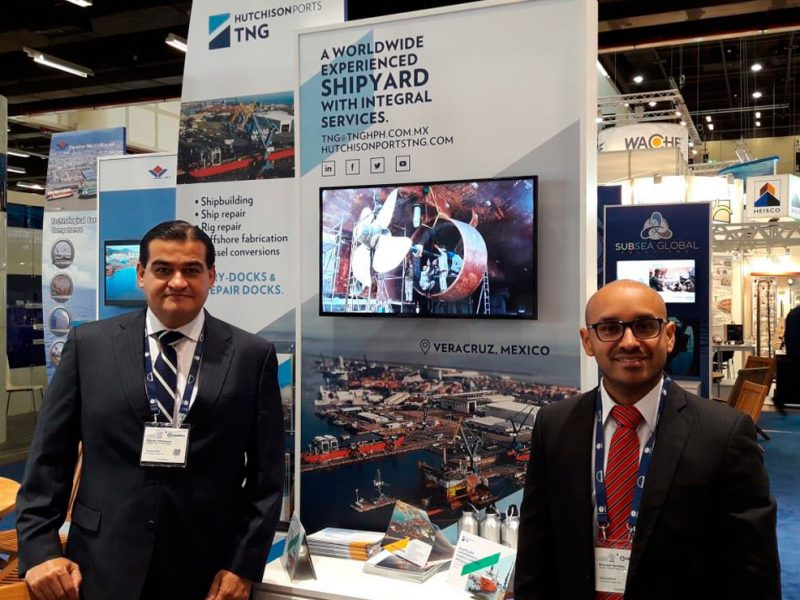 world's main trade fair for the maritime industry